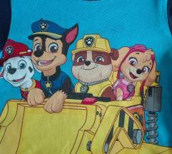 Paw patrol majica, novo