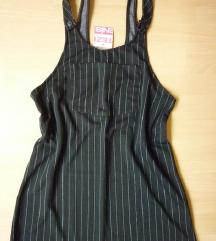 Crna treger haljina, M