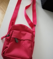 Reebok roza torbica