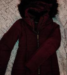 Asos bordo jakna M