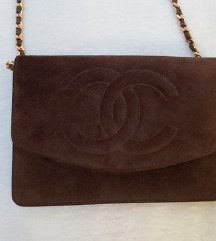Chanel CC WOC Wallet on chain Vintage