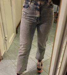 Zara visoki struk hlače