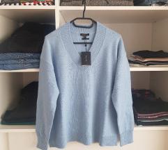 %%%  Massimo Dutti pulover s etiketom