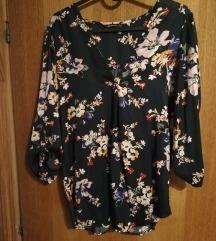 Bluza s cvjetovima