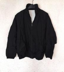 Vintage nylon bomber jakna