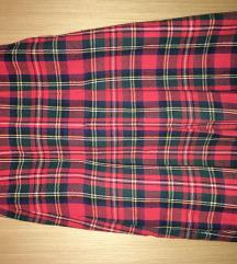 Karirana suknja - 50 kn (+poštarina)