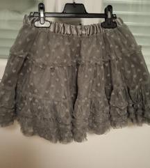 Zara tutu suknja