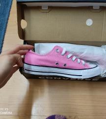 NOVO Converse roza 37