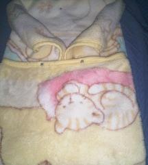 2u1 vreća za spavanje / kolica za bebe