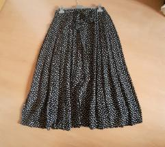 Tockasta duga Zara suknja