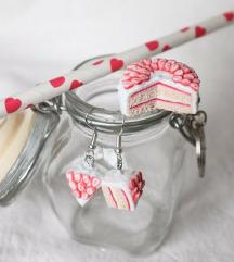Naušnice torta