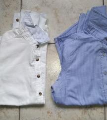 košulje ZARA i H&M