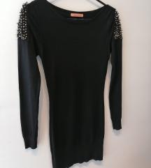 Nicole crna haljina