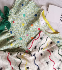 Dvije Zara haljinice