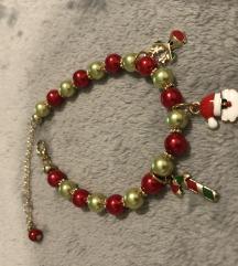 Božićna narukvica 🎅🏼