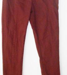 Bordo hlače, H&M