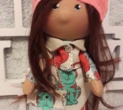 Unikatna home made lutka