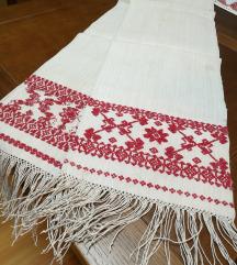 Starinski ručnik lan konoplja
