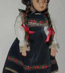 porculanska vitage lutka