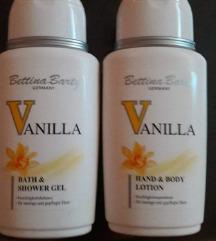 Vanilla losion + tuš gel