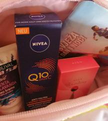 Novi proizvodi u novoj kozm. torbici
