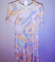Zara haljinica pastelnih nijansi pt uključena