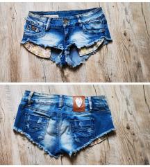 vruće jeans hlačice