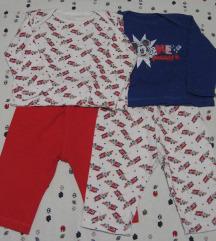 Mickey Mouse pidžame za dečke