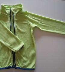 Neon flis trenirka majica 110 kik
