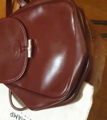 Longchamp kožni ruksak