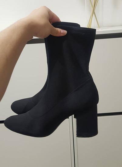 H&M sock boots (čarapa čizma)