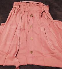 Njezno roza suknja