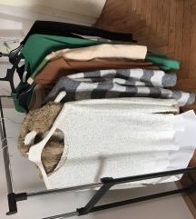 Veliki lot odjeće sa uklj. poštarinom