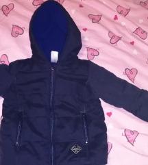 Dječja debela jakna