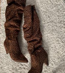 Čizme leopard