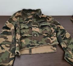 Camo jesenska jakna