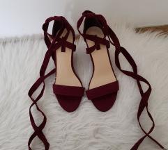 Nove Sandale na vezivanje