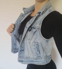 Jeans prsluk 🤘🏻