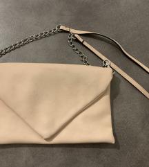 Svjetloroza pismo torbica
