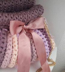 Handmade! Unikatna torbica