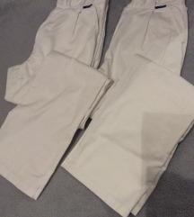 Bijele muške hlače (uniforma)
