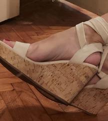 Orsay - sandale na vezanje