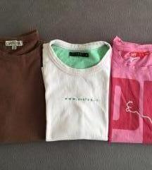 LOT kratke majice