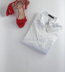 NOVO Mohito bijela košulja (34,36)