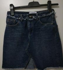 Traper kratka suknja