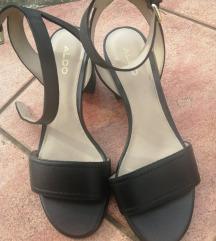 Aldo crne sandale