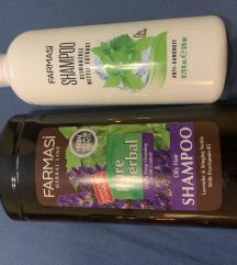 Farmasi šamponi lot