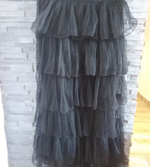Nova suknja od tila