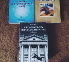 Knjige i skripte za Upravno pravo