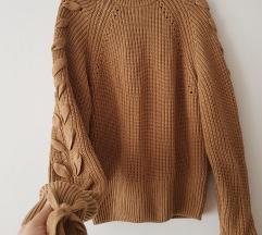%%%  H&M novi pulover na vezanje